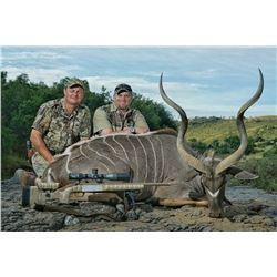 WOW AFRICA: 10-Day Plains Game Safari for Four Hunters in South Africa - Includes Trophy Fees