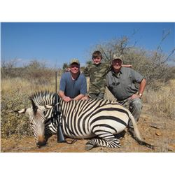 NICK NOLTE: 7-Day Plains Game Safari for One Hunter in Namibia - Includes Trophy Fees