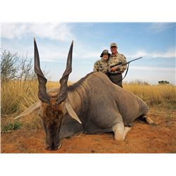 COENRAAD: 6-Day/7-Night Plains Game Safari for One Hunter in South Africa - Includes Trophy Fees