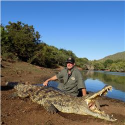THORMAHLEN: 10-Day Crocodile Hunt for One Hunter/One Non-Hunter in South Africa- Includes Trophy Fee