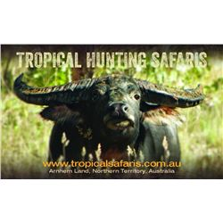 TROPICAL HUNTING: 7-Day Buffalo Hunt for One Hunter in Australia - Includes Trophy Fees