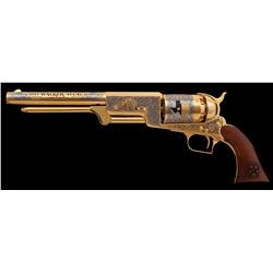HERITAGE COLLECTABLES: Texas Walker 1847 Limited Edition .44 Caliber Handgun