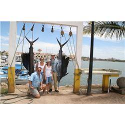 SHUNNESON/WILSON: 6-Day (4 Fishing Days) Fish Slamming Safari for One Angler in Zihuatanejo, Mexico