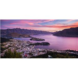 ESPLANADE: 5-Night New Zealand Touring Package for Two Adults from Houston - Includes Round-Trip Air