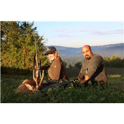 ITALIAN SAFARI: 3-Day Roe Deer and Boar Hunt for Two Hunters in Umbria, Italy - Includes Trophy Fees