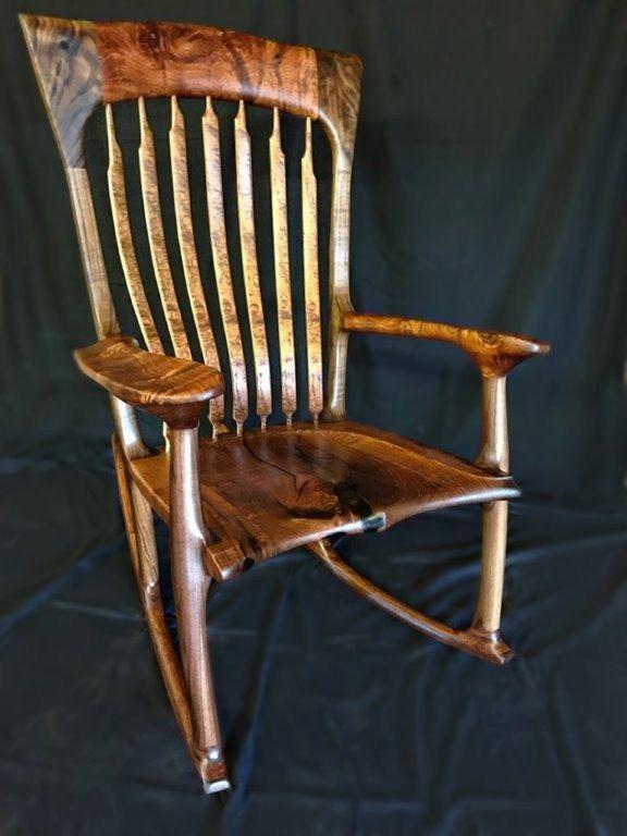 Tremendous Austin Mesquite Works Handcrafted Texas Mesquite Rocking Chair Unemploymentrelief Wooden Chair Designs For Living Room Unemploymentrelieforg