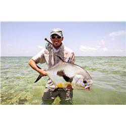 VID ADVENTURES: 6-Day Fishing Adventure for One Angler and One Non-Angler in Cayo Cruz, Cuba