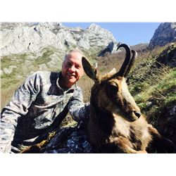 TOQUERO: 4-Day Cantabrian Chamois Hunt for One Hunter and One Non-Hunter in Spain - Includes Trophy