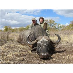 BUBYE VALLEY: 7-Day Buffalo Hunt for One Hunter in the Bubye Valley Conservancy of Zimbabwe