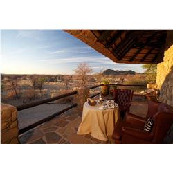 HUNTERS NAMIBIA: 10-Day Plains Game Hunt and Seaside Retreat for One Hunter and One Non-Hunter in Na