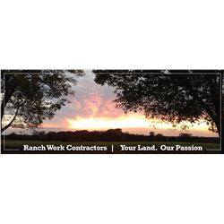 TEJAS: Ultimate Ranch Enhancement Package* from Tejas Ranch & Game Fence