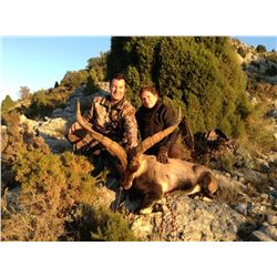 GBH SAFARIS: 4-Day Beceit Ibex Hunt for Two Hunters in Spain - Includes Trophy Fees