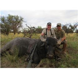 ESTANCIA EL CARRIZAL: 7-Day Big Game and Wingshooting Hunt for Four Hunters in Argentina - Includes