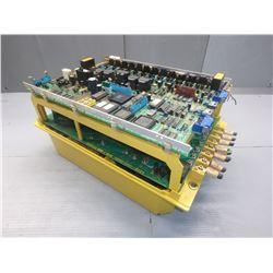 FANUC A06B-6063-H208#H510 AC SPINDLE SERVO UNIT