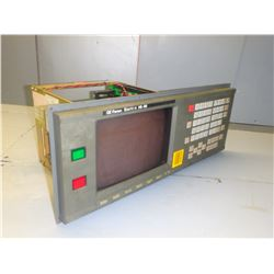 "FANUC A02B-0120-C051/MAR 9"" CRT/MDI UNIT"