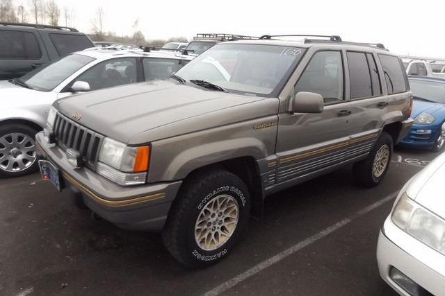 Image 1 : 1995 Jeep Grand Cherokee ...