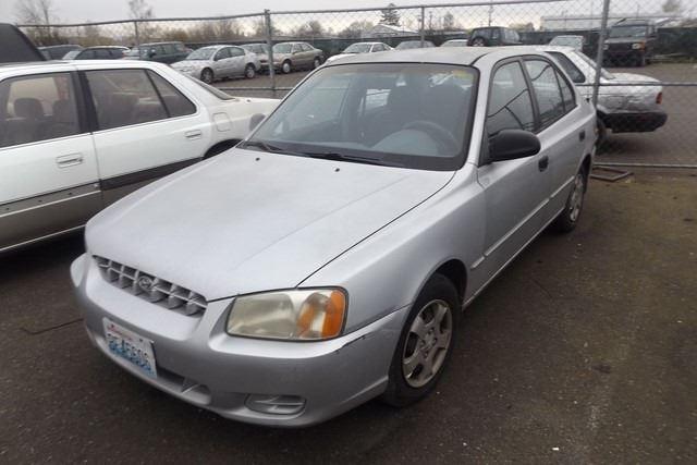 2002 hyundai accent speeds auto auctions 2002 hyundai accent