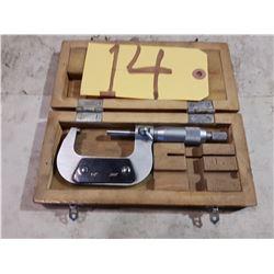Micrometer 1-2''