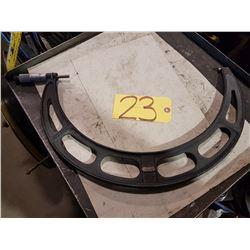 Starrett Micrometer 350-375mm