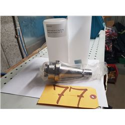 ISO-40 Holder for F1 Type Boring Head with Thread 1''1/2-18