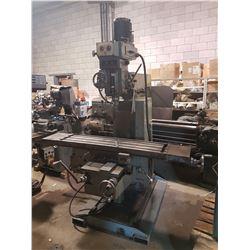 TOS Kurim Milling Machine for ISO-40