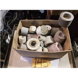 Box of assorted Grinding Wheels