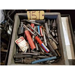 Drawer with CounterBore & other contain