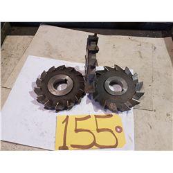 Summit Super HSS Step-Milling Cutter 5''x5/8''x1''1/4