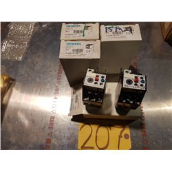 Siemens Overload relay