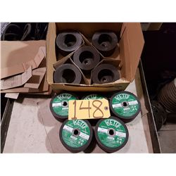 "Keto Grinding Wheel K-Cup 4""x2""x5/8-11"