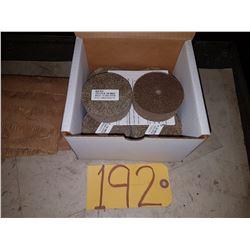 Keto Scotch-Brite Unitized Wheel 3''x1''x1/4''