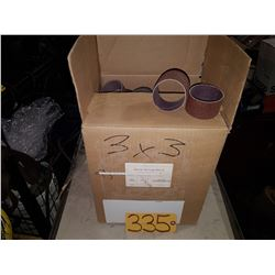 Box of Spiral Band 3''x3'' Grit 36