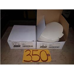 Box of Norton PSA Tab  Disc Precision Micro Finishing Film 5''