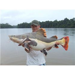 6 1/2-day Amazon Exotic Multi-Species Variety Fishing Adventure for One Angler