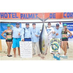 3-day Baja California Billfish, Tuna, Dorado, Rooster and Wahoo for Two Anglers