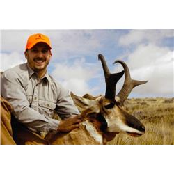 2-day Wyoming Pronghorn Hunt for One Hunter