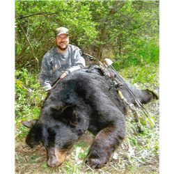 5-day Saskatchewan Black Bear Hunt for One Hunter and One Non-Hunter