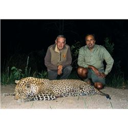 14-day Tanzania Big Game Safari Hunt for One Hunter and One Observer