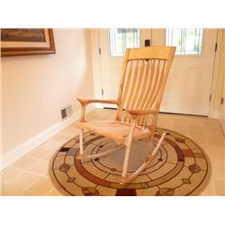 Custon-Made Heirloom Rocking Chair
