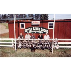 3-day Canada Goose and Duck Hunt for Two Hunters
