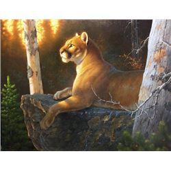 Original Oil on Canvas 'Morning Light'