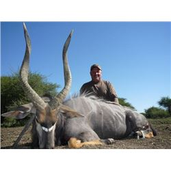 6-day South Africa Plains Game Safari for Two Hunters