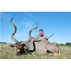 10-day South African Plains Game Hunt for One Hunter and One Observer