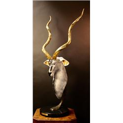 Kudu Bronze Casting