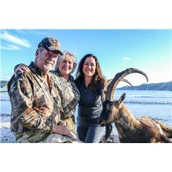 3-day Sapienza Island, Greece Kri Kri Ibex and European Mouflon for One Hunter and One Observer