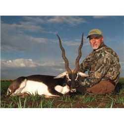 5-day Argentina Gold Medal Blackbuck Hunt and High Volume Dove Shooting for Two Hunters