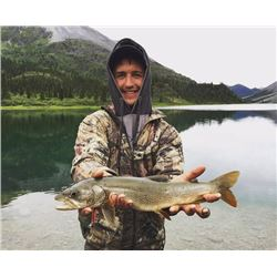 5-day Yukon Fishing Trip for Two Anglers