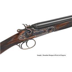 Fausti 'Classico' Side-by-Side Shotgun