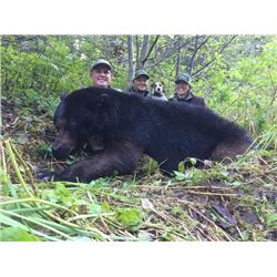 6-day Luxury Yacht Alaska Black Bear Hunt, Swarovski Optics, Stone Glacier Gear and Ruger Firearm Pa