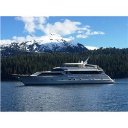 7-day Private Luxury Yacht-Based Fishing and Sightseeing Trip for Eight People